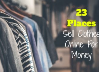sell clothes online