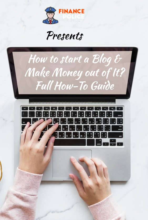 pin - how to start a blog