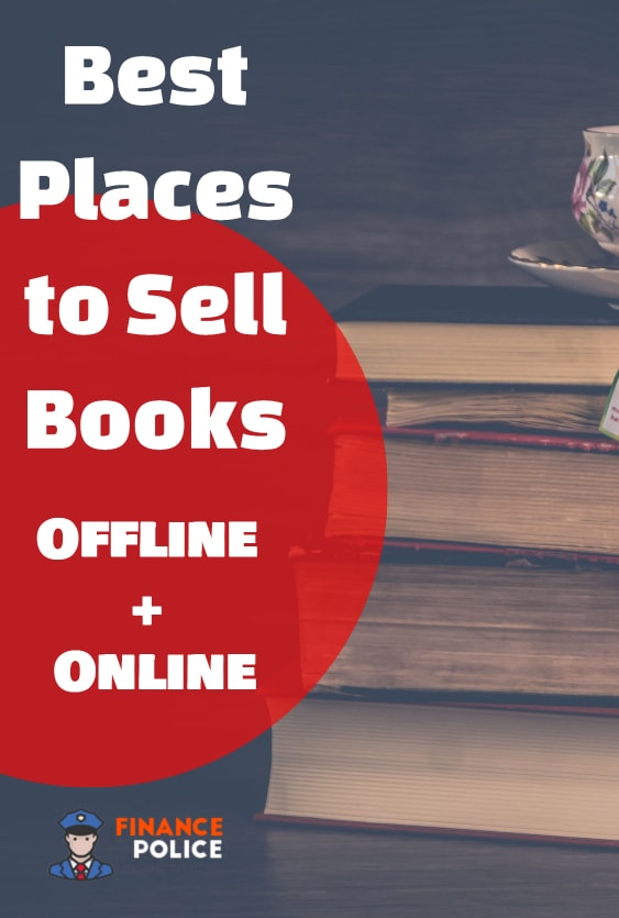 sell books online