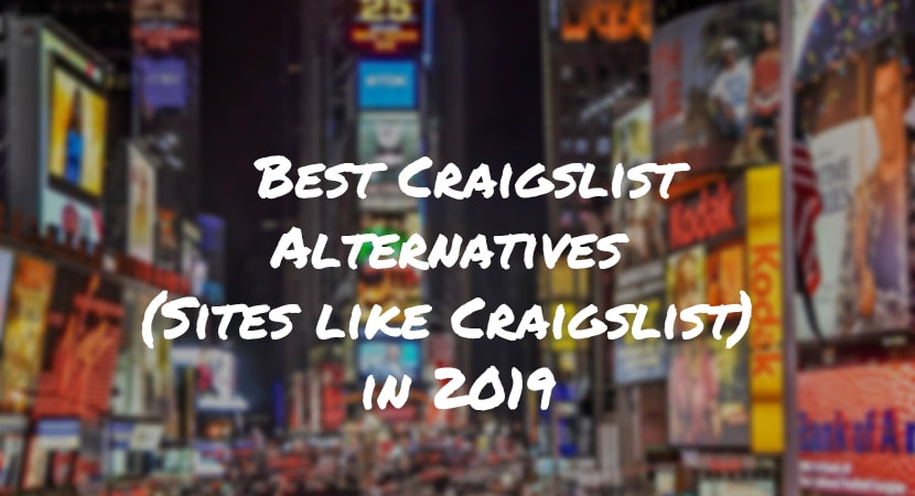 20 Best Craigslist Alternatives Sites Like Craigslist Financepolice Upcoming paid studies currently recruiting in your area. 20 best craigslist alternatives sites