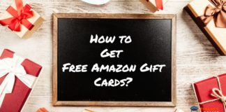 earn free amazon gift cards