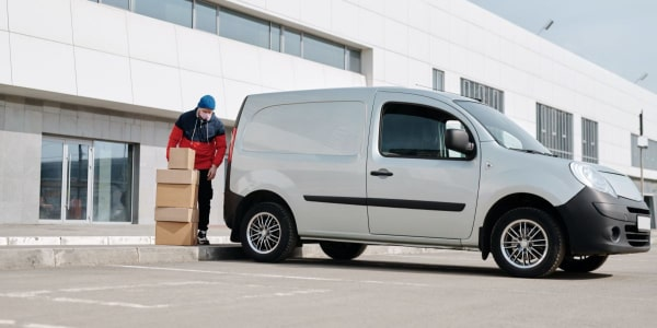 delivery agent - no experience jobs