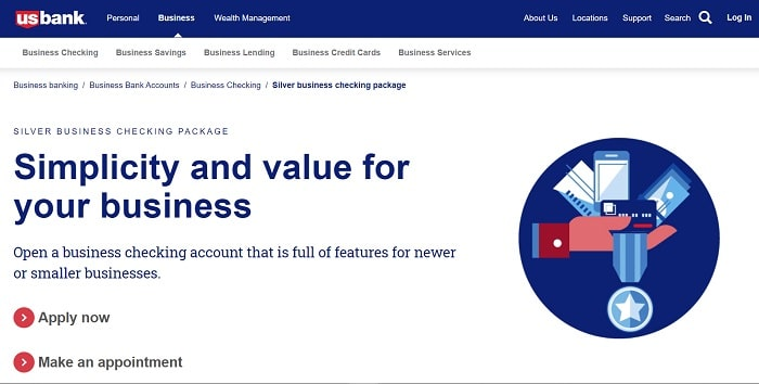 usbank business account