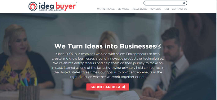 idea buyer companies that pay for ideas