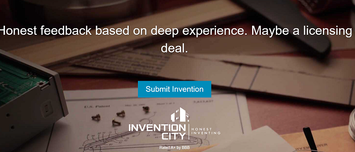 invention city companies that pay for ideas
