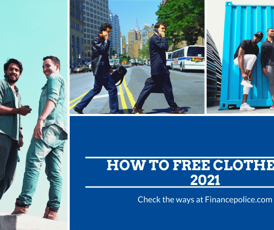 get free clothes in 2021